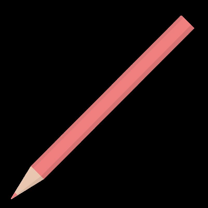 色鉛筆 PNG