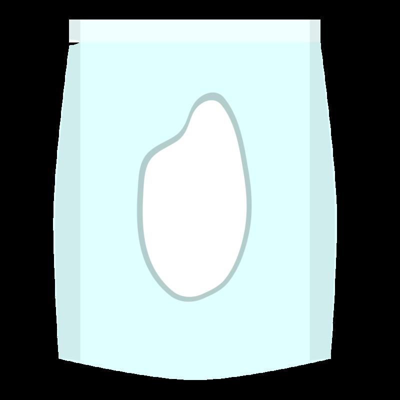 アルファ米 PNG