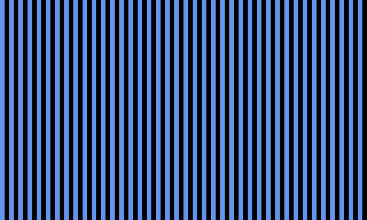 黒×各色の縦ストライプ PNG