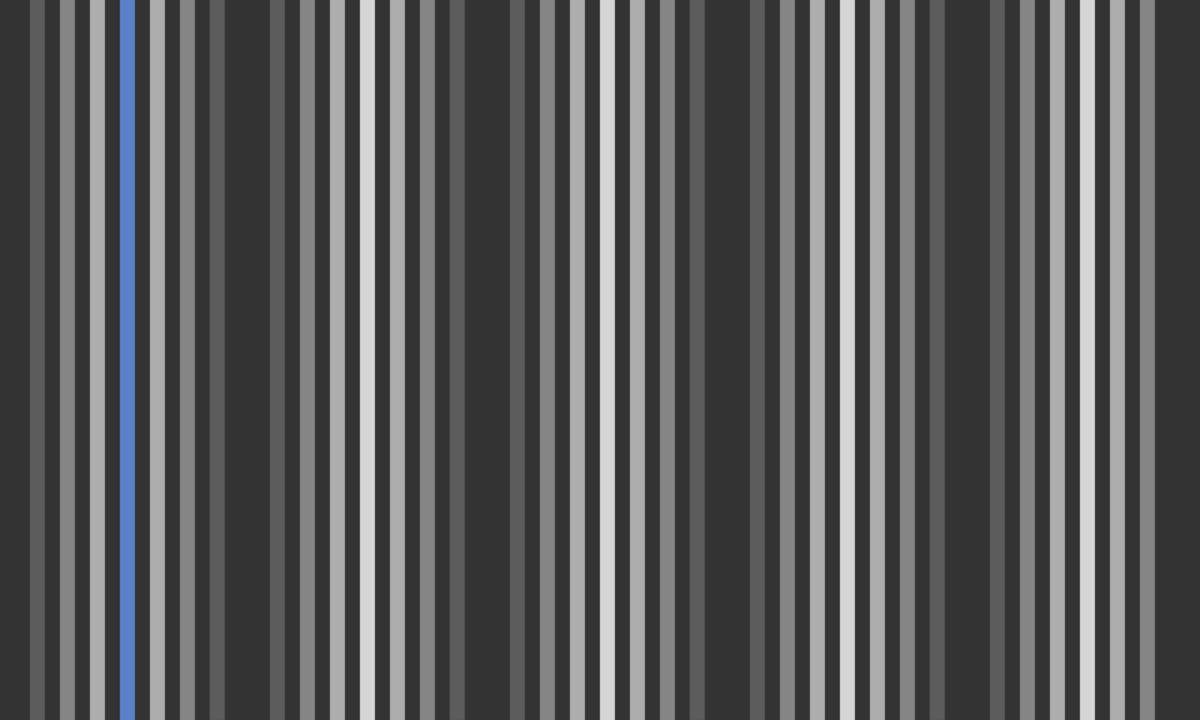 暗めのグラデーション縦ストライプ PNG