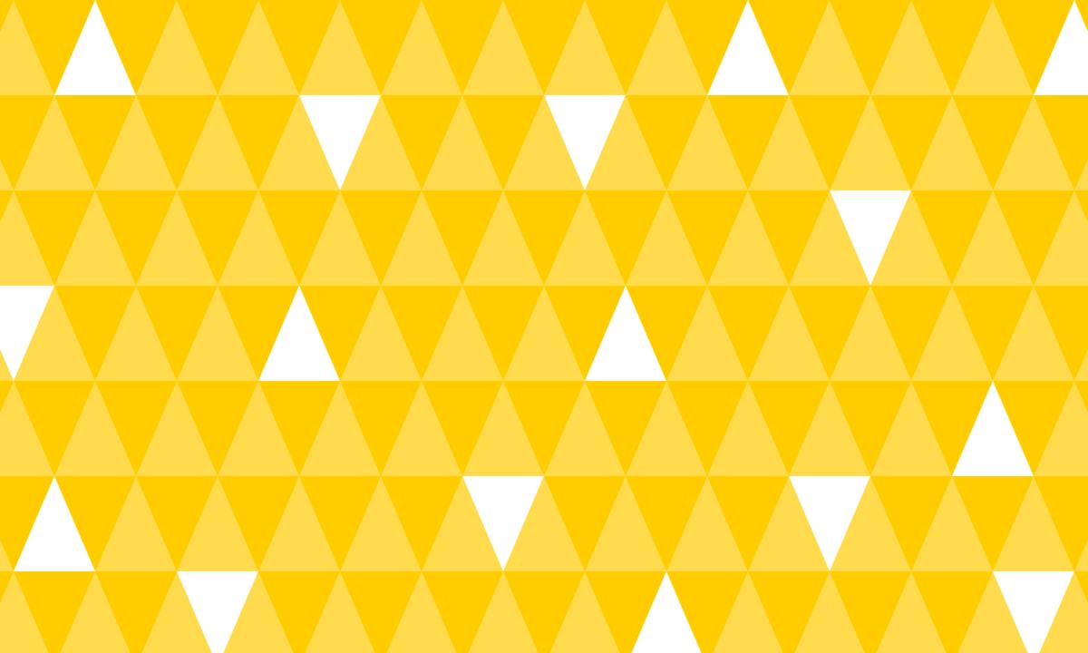 鱗模様(ゴールド) PNG
